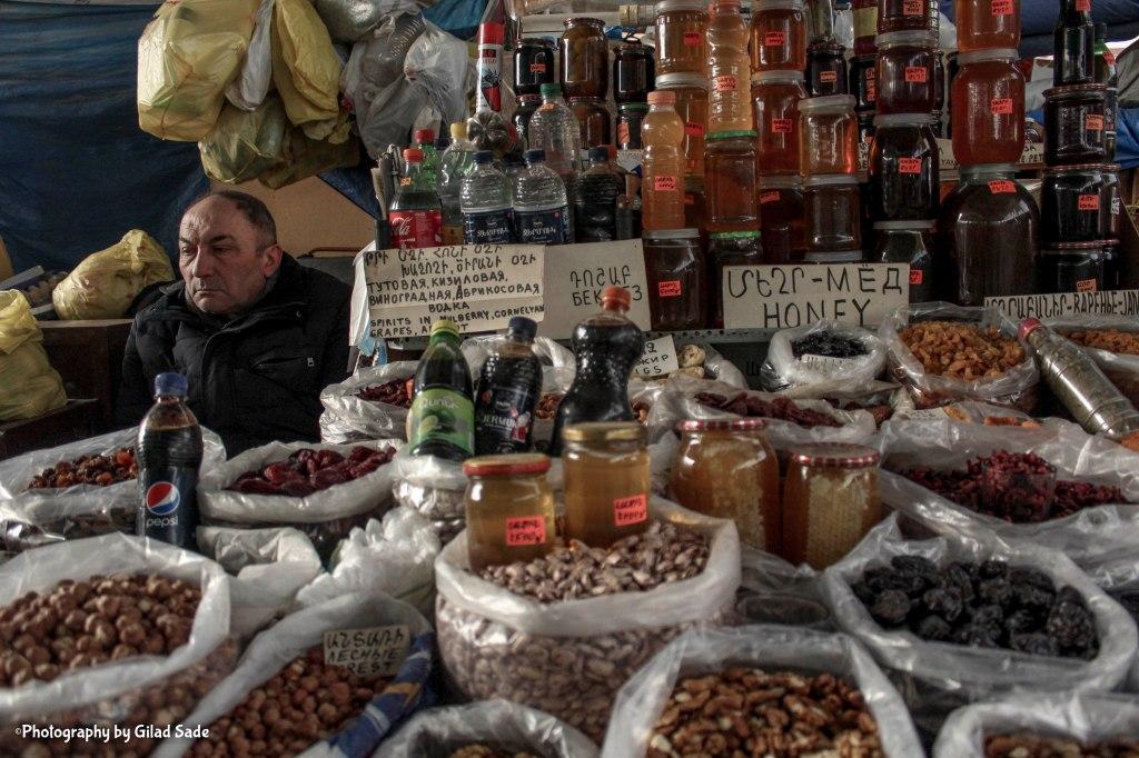 Stepanakert Market