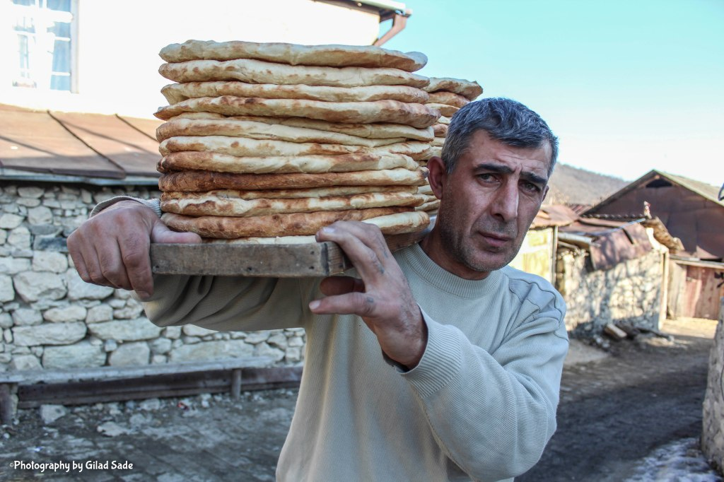 Hatz, Nagorno Karabakh bread