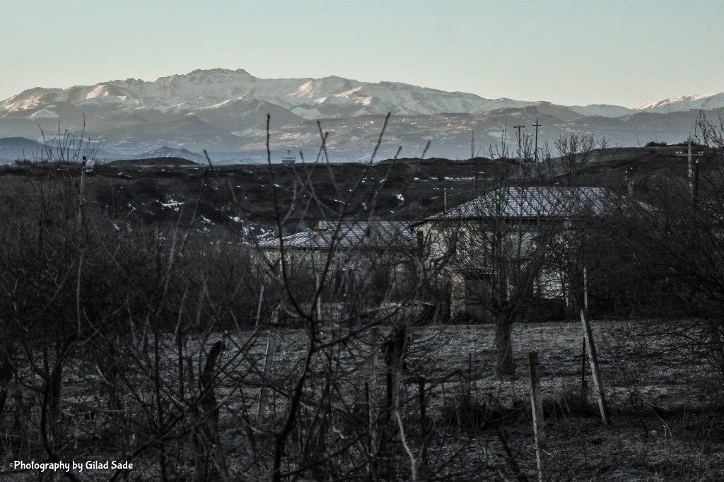 View of Nagorno Karabakh